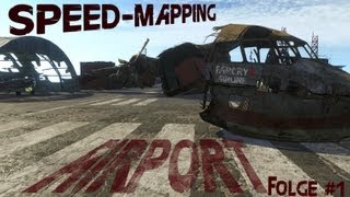Far Cry 3 Map Editor Speed Mapping Airport Folge #1
