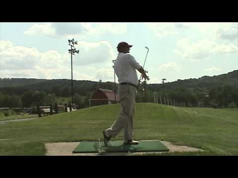 Jim Woods Golf Swing 2003