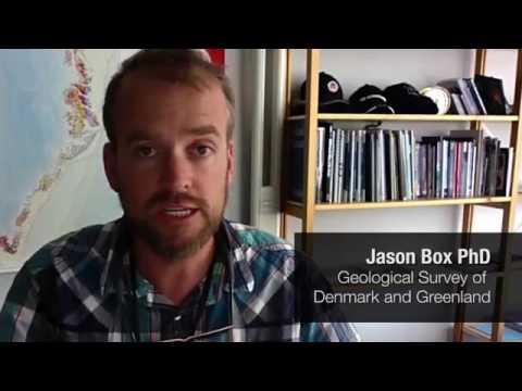 Greenland Melt: June 2016 Update: Prof Jason Box