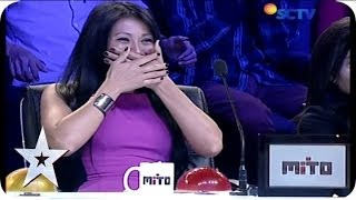 Repeat youtube video EP03 PART 1 - AUDITION 3 - Indonesia's Got Talent