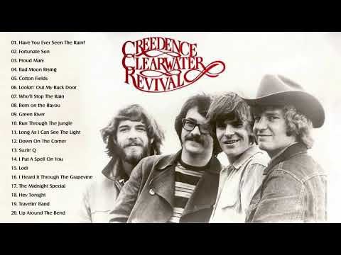 The Best Of CCR -  Greatest Hits Full Album HQ