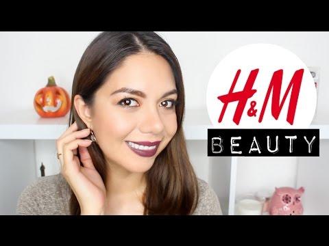 H&M BEAUTY + MAQUILLAJE DE OTOÑO | PRIMERAS IMPRESIONES | MARIEBELLE