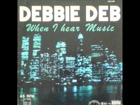 Debbie Deb -Funky little beat-
