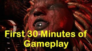 (PS2) Galerians: Ash - First 30 Minutes of Gameplay (HD)