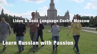 Language school Liden & Denz, Moscou
