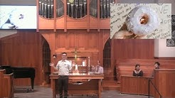 20180812 - West Vancouver United Church Worship Service - The Bread Of Life