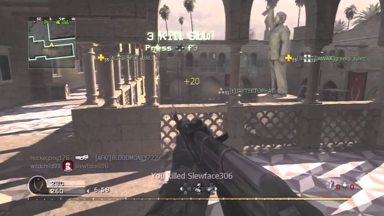 Should cod4 get remastered for ps4 xbox one call of duty 4 gameplay