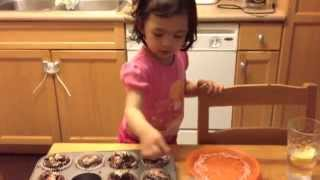 My Little Baker - vlog Thumbnail