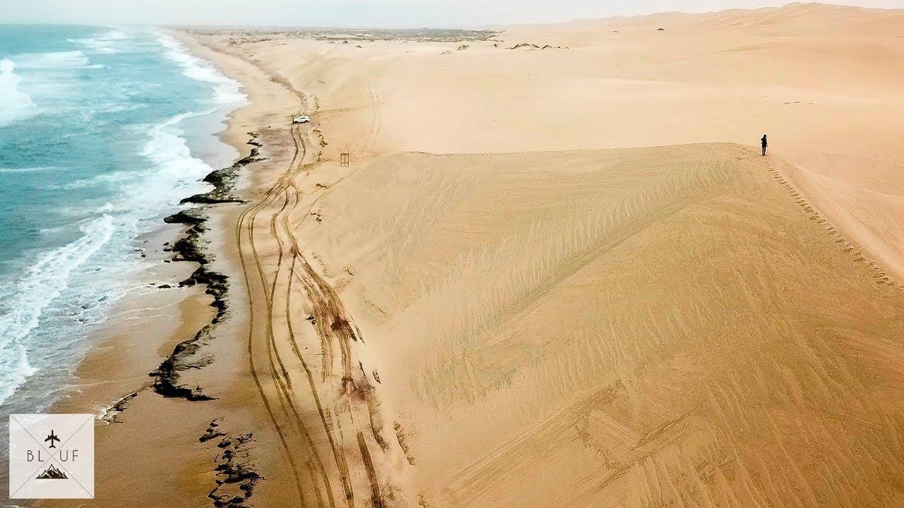 4x4 Travel Destination // Namibia: Self Drive to Sandwich Harbour