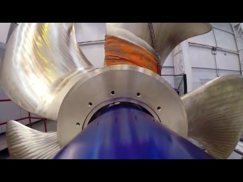 Propeller Manufacturing in Santander