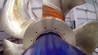 Propeller Manufacturing in Santander