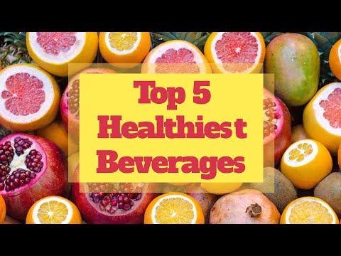 top-5-healthy-beverages-to-drink.!!
