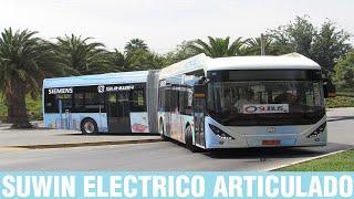 Sunwin Electrico Articulado interior y extrerior + Sonido de Motor