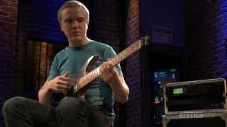 Chris Letchford talks about his .strandberg* Boden CL7 and Fractal Audio Axe FX II - EMGtv
