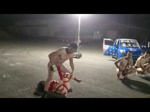 車相撲 フルムービー 2016 5 20 鹿児島ナイトミーティング