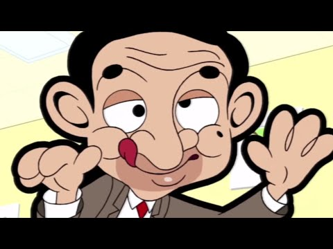 Goofy Bean | Funny Episodes | Mr Bean Official