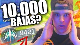 ¿QUÉ PASA si TE HACES +9000 BAJAS en BLACK OPS 3? - CALL of DUTY BO3 AlphaSniper97