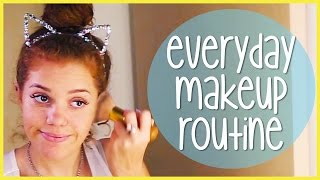 Mahogany LOX - Everyday MakeUp Routine