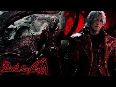 Devil May Cry 5 - Dante DMC1 (MHW) [MOD] |