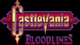 Castlevania: Bloodlines (Genesis) - All Bosses