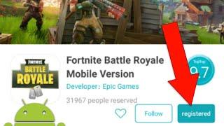 Descargar Fortnite Battle Royal para Android ahora . Pre-registro para Android TapTap App