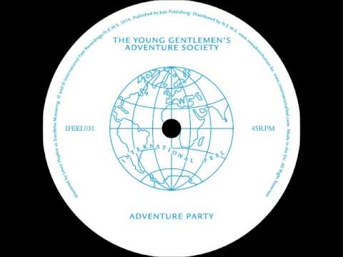 The Young Gentlemen's Adventure Society - Adventure Party