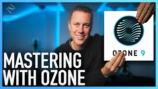 WATCH ME MASTER WITH OZONE 9 (start to finish)   How To Master Music With Ozone 9