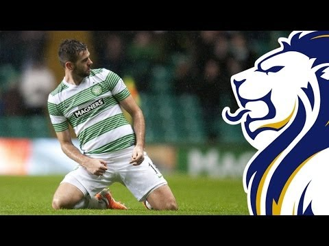 Ledley stars as Celtic win Glasgow derby