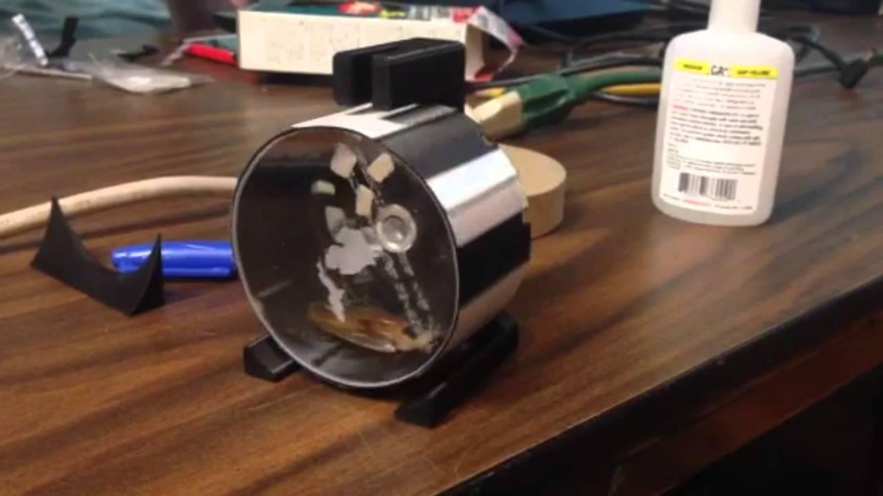 roach wheel training montage youtube