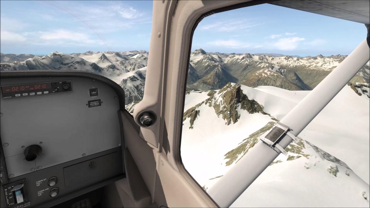 New Zealand scenery for Flight Simulation by Robin Corn — Kickstarter
