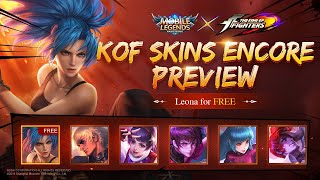 The King of Fighters is Back! | MLBB ✕ KOF Trailer | Mobile Legends: Bang Bang!
