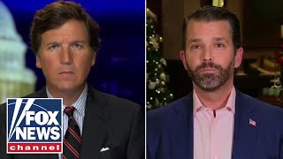 Don Jr. makes emotional plea in exclusive interview with Tucker Carlson