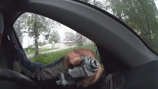 honda CR-V II---Как снять замок зажигания