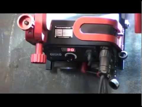 Компактный программируемый сварочный трактор Gecko фото