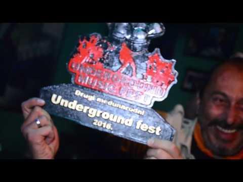 UNDERGROUND MUSIC FEST 2016 - VLASOTINCE