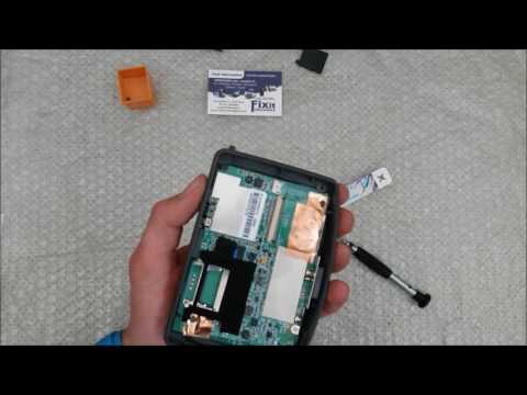 TomTom Go - Sostituzione Batteria - Battery Replacement