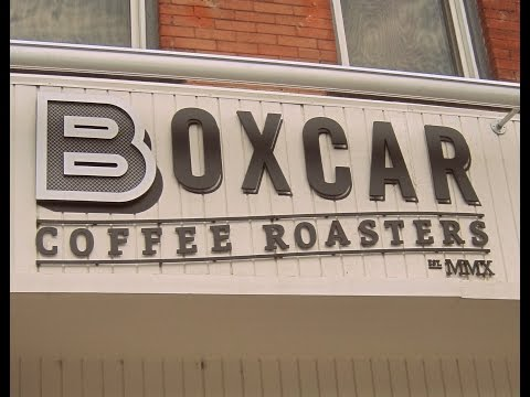 Colorado Culture And Cuisine- Boxcar Coffee Roasters