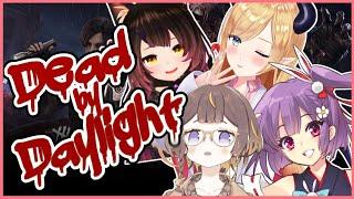 【Dead by Daylight】人生2回目のデドバ!!!!ほぼ初見!