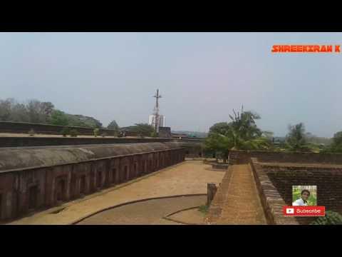 St. Angelo Fort   Kannur Fort   Kannur kotta   in Kannur , Kerala , India