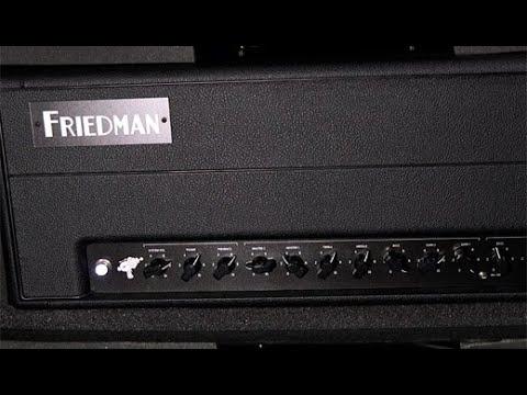 Friedman Amplification Jake E. Lee, Steve Stevens & Twin Sister Head Demos | NAMM 2020