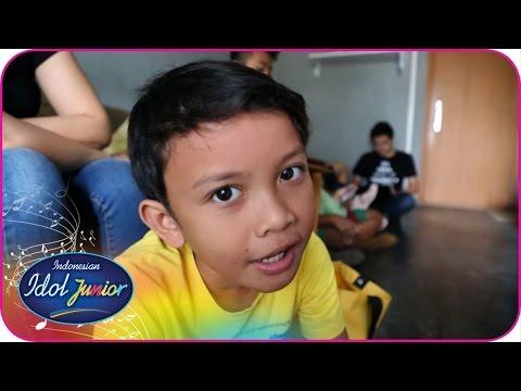 Before The Stage - Spektakuler Show 9 - Indonesian Idol Junior