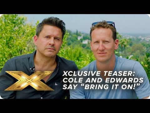 "XCLUSIVE TEASER: Cole & Edwards say ""Bring It On!"" 