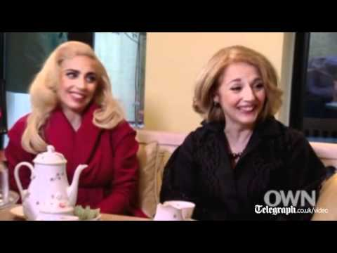 Lady Gaga's mother tells Oprah Winfrey she thought her daughter had 'a  screw lose'