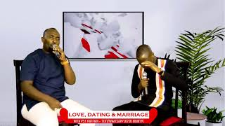 WELCOME TO OUR EVENING LIVE SERVICE-LOVE, DATING & MARRIAGE-BY PST. RAFFIAN #WeShallTestify