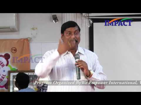 The Leader by Gampa Nageshwer Rao at We Empower Hyderabad