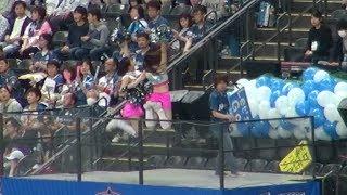 2018年5月20日、札幌ドームで行われた、北海道日本ハムファイターズvs東...