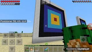 Minecraft challenge : TIRO CON L'ARCO