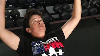 World Record Powerlifting Grandma, Paula Powell PKG