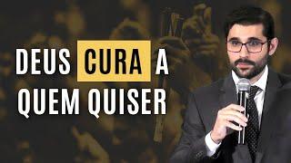 Deus Cura a Quem Quiser (Ao Vivo) - Gabriel Junqueira