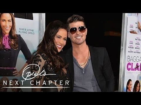 Robin Thicke on 20 Years with Paula Patton | Oprah's Next Chapter | Oprah Winfrey Network